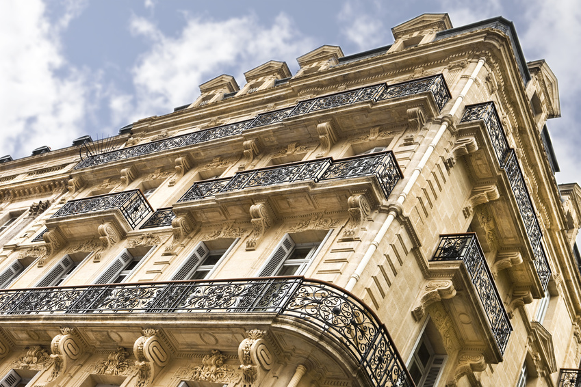 Immobilier, immeuble, vente, appartement, luxe, pierre