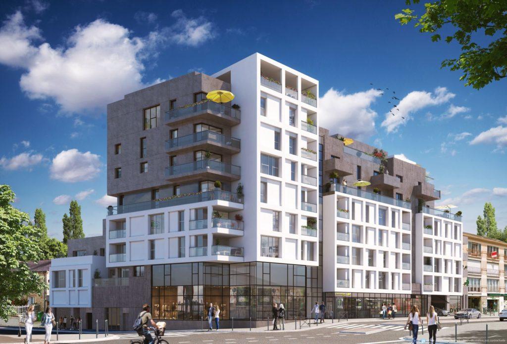 Exemple d'un programme immobilier à Rennes