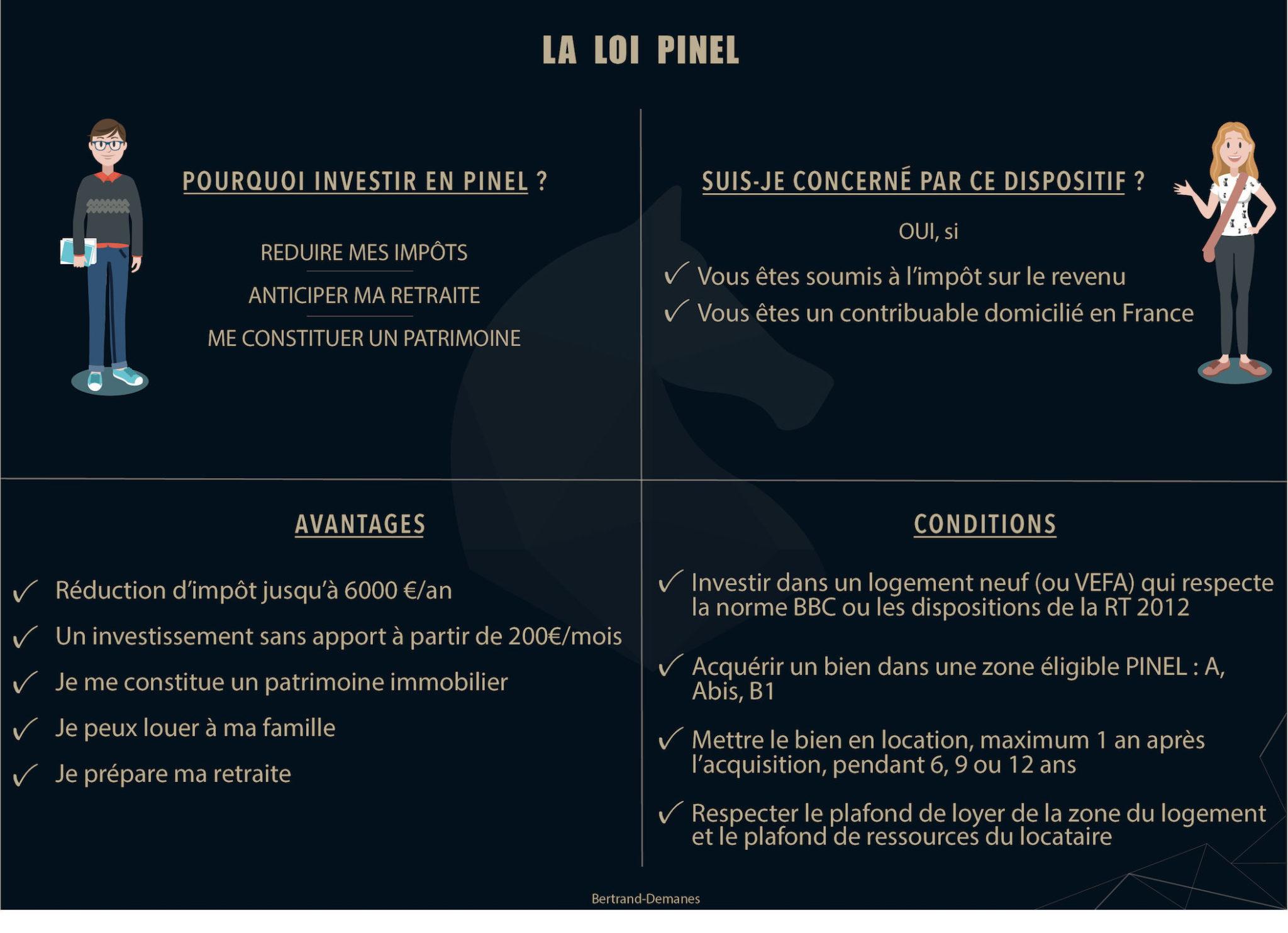 infographie loi pinel lyon