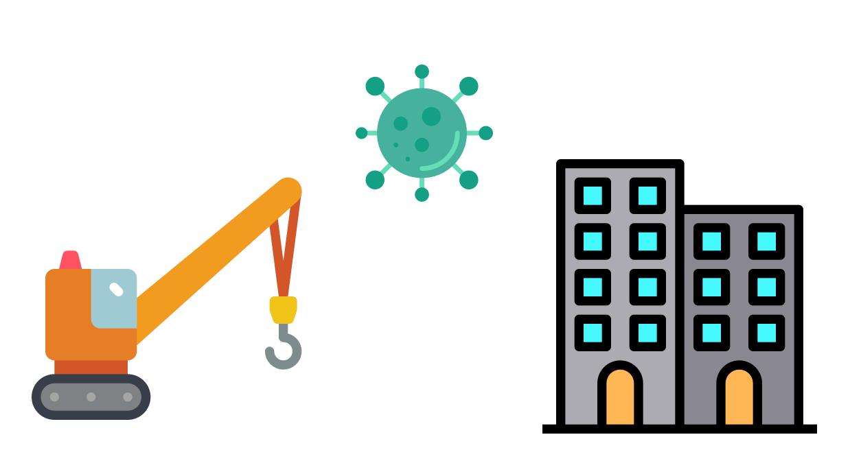 Coronavirus et immobilier : les différents scénarios envisagés